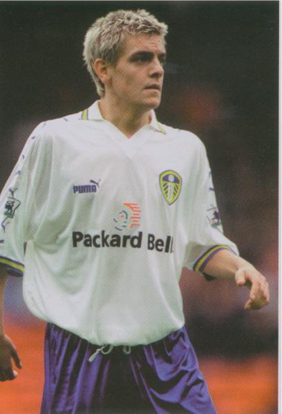 Jonathan leeds-fans.org.uk: Player United Leeds Profile: